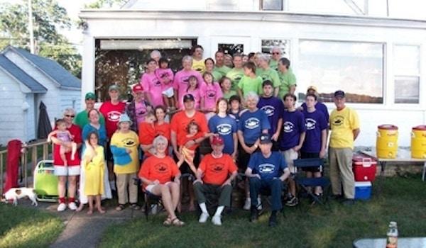 Morey Family Reunion 2008 T-Shirt Photo