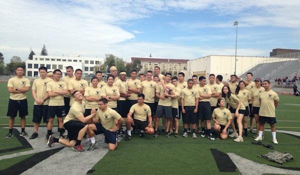 Air Force Rotc Warriors T-Shirt Photo