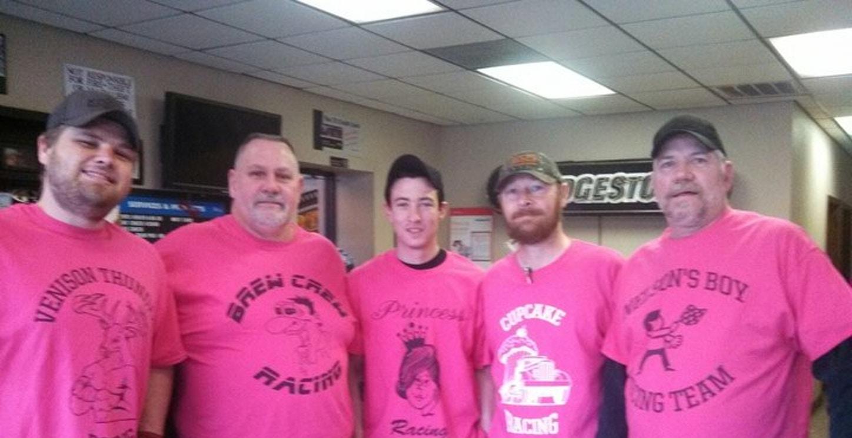 The Shop Guys T-Shirt Photo