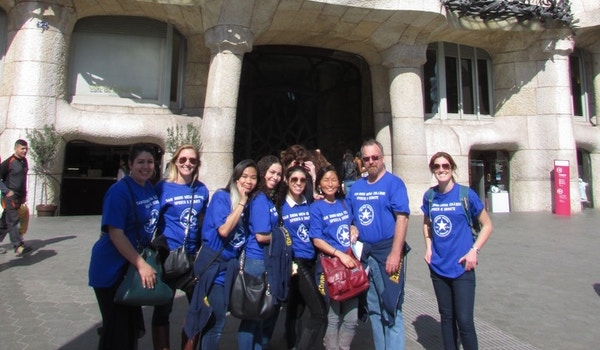 Mesa College Does Barcelona T-Shirt Photo