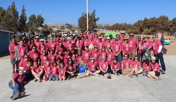 Baja, Mexico Humanitarian Trip T-Shirt Photo