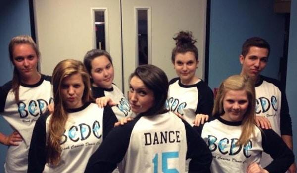 Jenna's Crew T-Shirt Photo