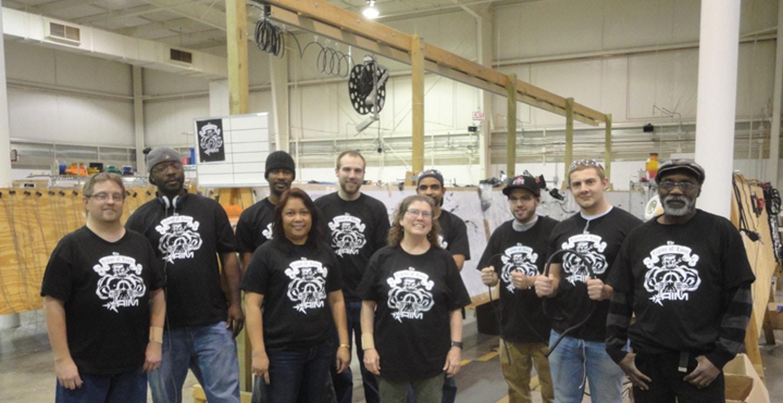 Legion Of Loom T-Shirt Photo