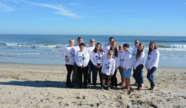 Outer Banksmas 2014 T-Shirt Photo