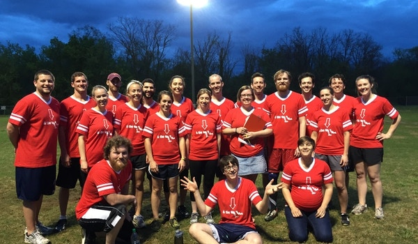 The Leg Bats Kick Off The Season Right! T-Shirt Photo