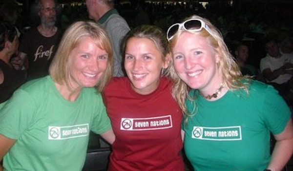 We Love Seven Nations!!!! T-Shirt Photo
