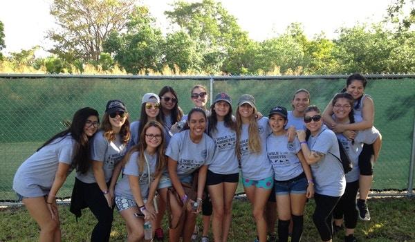 Ispa Spirit Squad Walks To Cure Diabetes 2015 T-Shirt Photo
