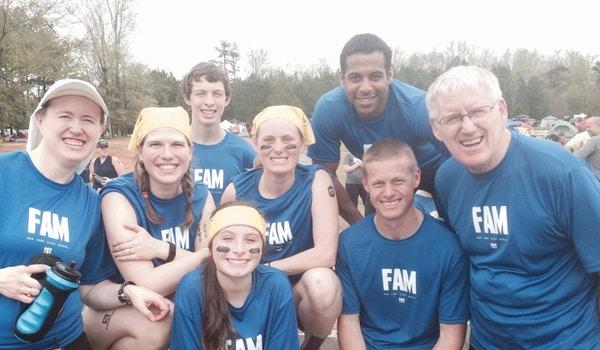 Team Fam T-Shirt Photo