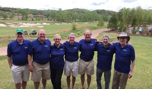 The Carolina Open At The Cliffs At Mountain Park T-Shirt Photo