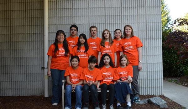 Galvanize Club T-Shirt Photo