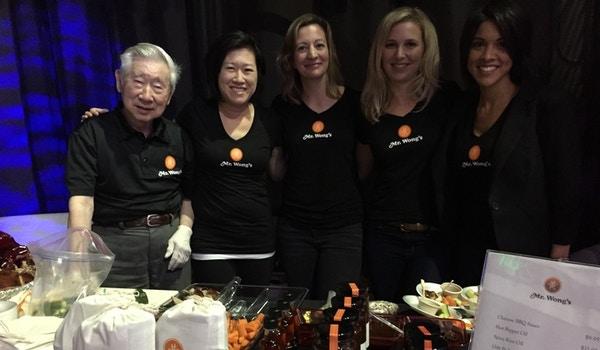 Mr. Wong's Sauce  T-Shirt Photo