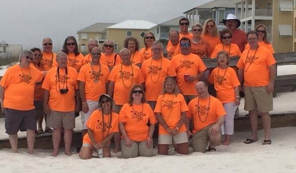 Orange Beach Family Vacation 2015 T-Shirt Photo