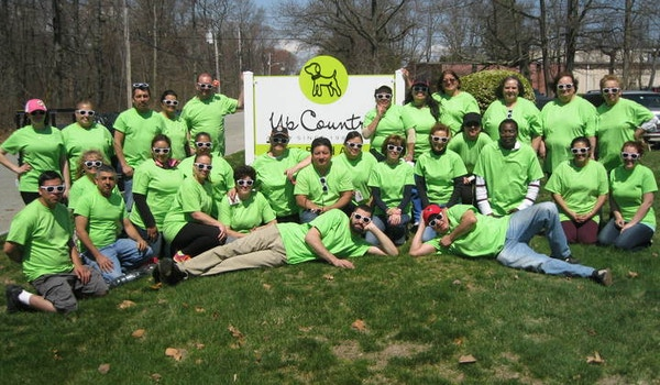 Up Country Earth Day Cleanup T-Shirt Photo