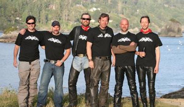 2008 Annual Ride T-Shirt Photo