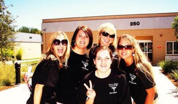 Nursing Girls Class Of 2009 T-Shirt Photo