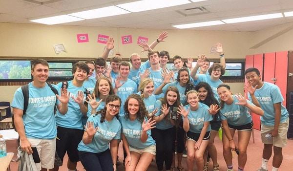 Turpin High School Ap Calculus T-Shirt Photo