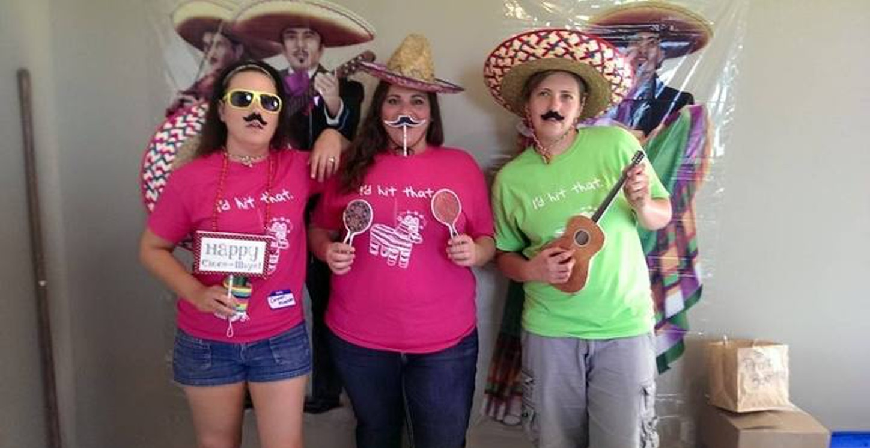 Mariachi Band  T-Shirt Photo