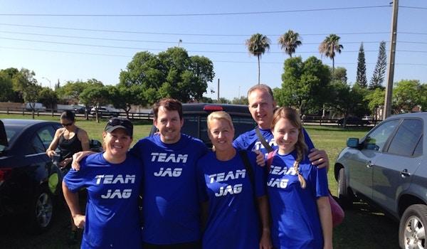 Team Jag  T-Shirt Photo
