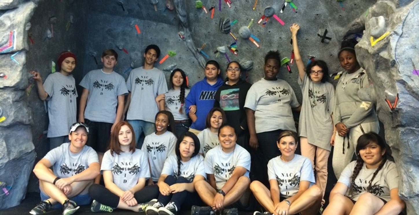 Conquering The Wall T-Shirt Photo