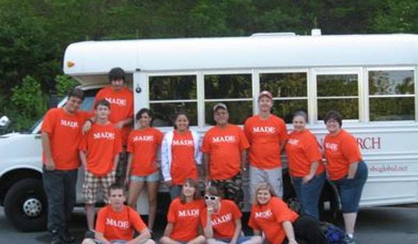 Casa View Christian Church Youth Mission Trip T-Shirt Photo