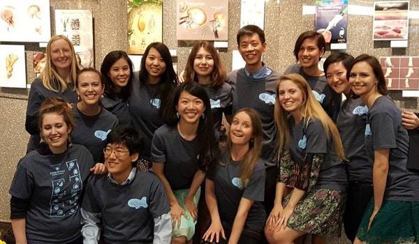Art As Applied To Medicine 2015 Grads T-Shirt Photo