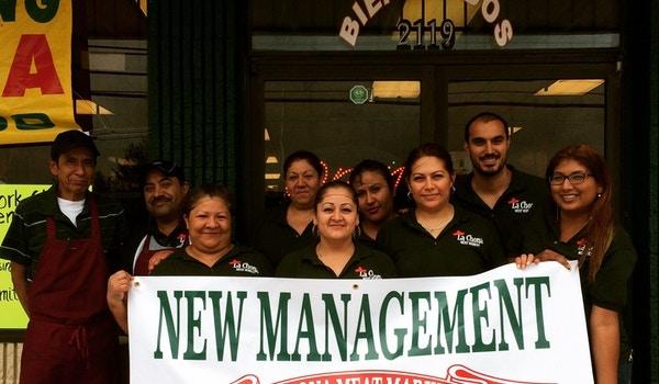 La Chona Meat Market  T-Shirt Photo
