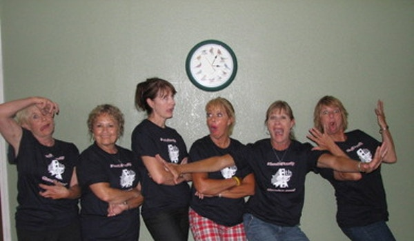 Crazy Sisters T-Shirt Photo
