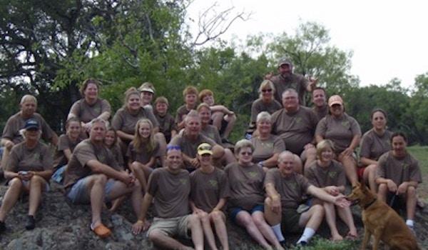 Annual Labor Day Splash   Inks Lake T-Shirt Photo