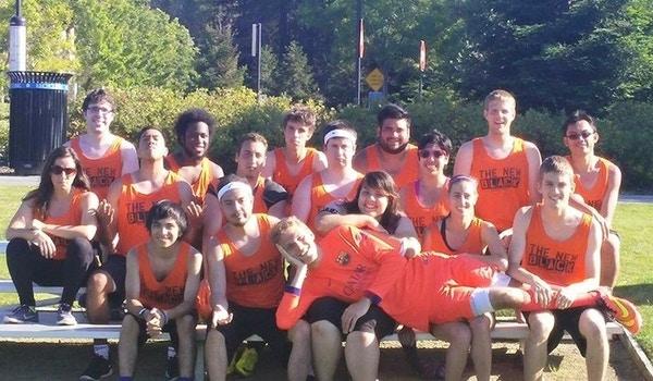 The New Black Fantasy Quidditch Team! T-Shirt Photo