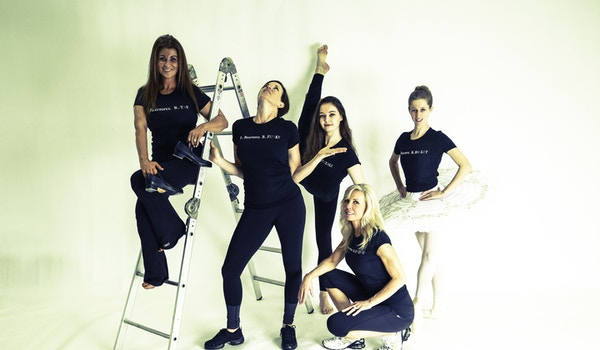 Awesome Dancers! T-Shirt Photo