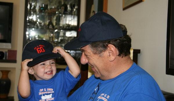 Grandpas 60th Birthday T-Shirt Photo