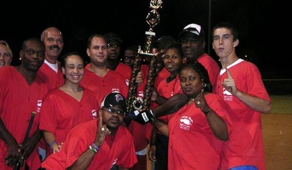 Softball Champions Fall 2006 T-Shirt Photo