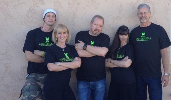 Alien Encounter Research Team T-Shirt Photo