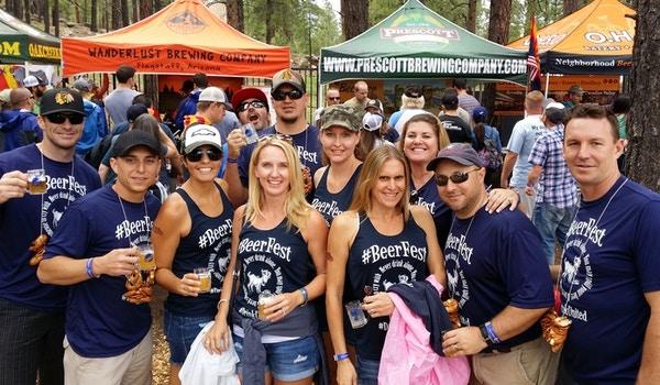 Flagstaff Az Beerfest T-Shirt Photo