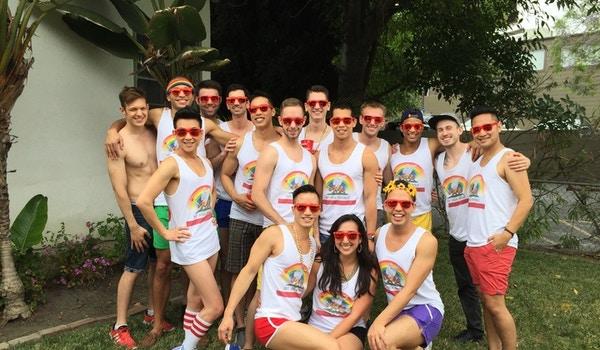 The Bay Area Takes La Pride! T-Shirt Photo