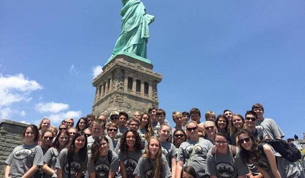 Bay County Christian Youth Choir T-Shirt Photo