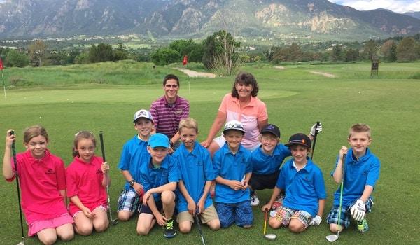 Ann's Youth Golf T-Shirt Photo