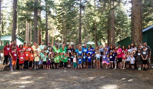 Family Camp 2015 T-Shirt Photo