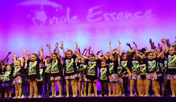 Triple Essence Dance Spectacular T-Shirt Photo