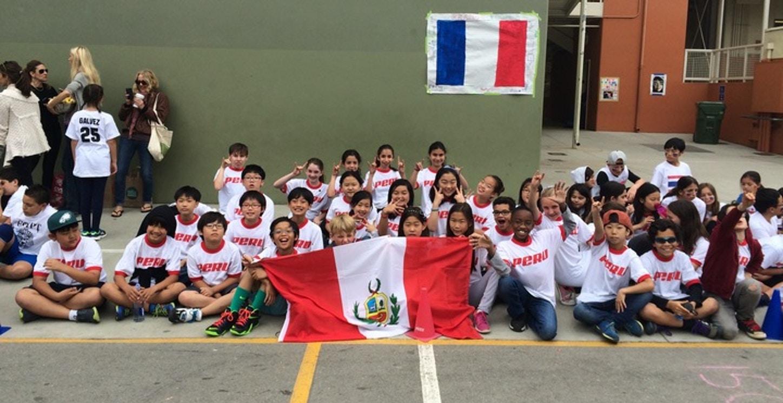 Sports Day 2015   Peru! T-Shirt Photo