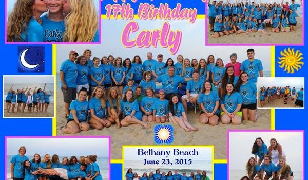 Carly's Heavenly Birthday Celebration T-Shirt Photo