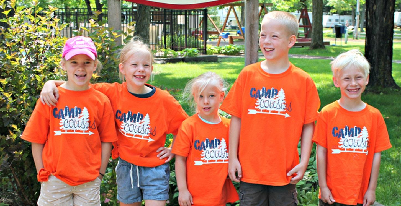 Camp Cousins T-Shirt Photo