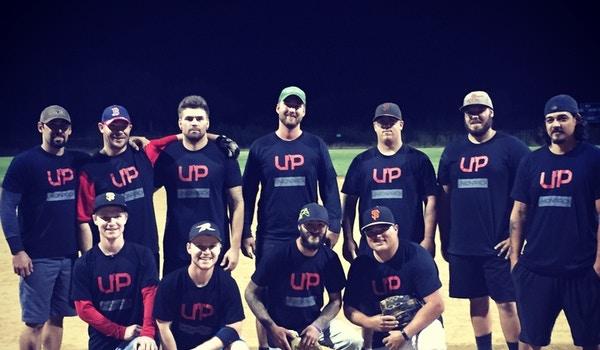 Union Pack Softball Team T-Shirt Photo