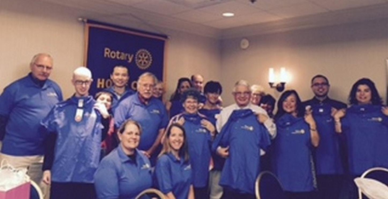 Montachusett Area Rotary! T-Shirt Photo