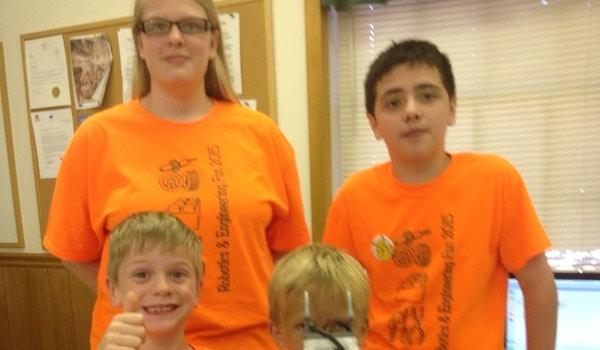 Dynamite Team T-Shirt Photo