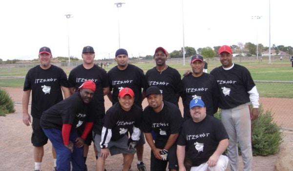A Winning Team T-Shirt Photo