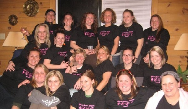 Girls Gone Jiggin T-Shirt Photo