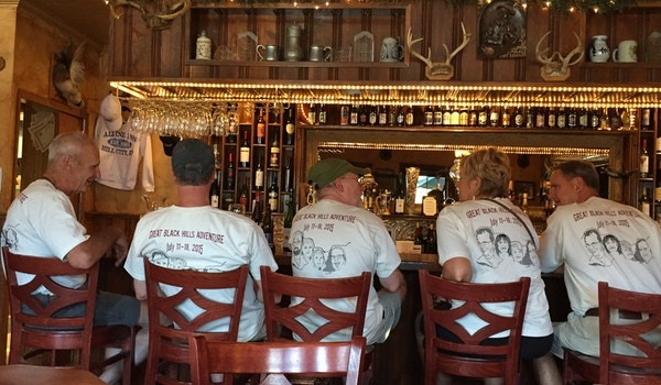 Great Black Hills Adventure T-Shirt Photo