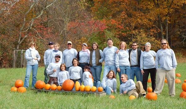 Pumpkin Blast T-Shirt Photo