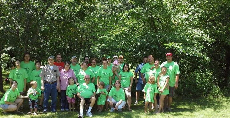 Mc Cabe Family Fun Weekend! T-Shirt Photo
